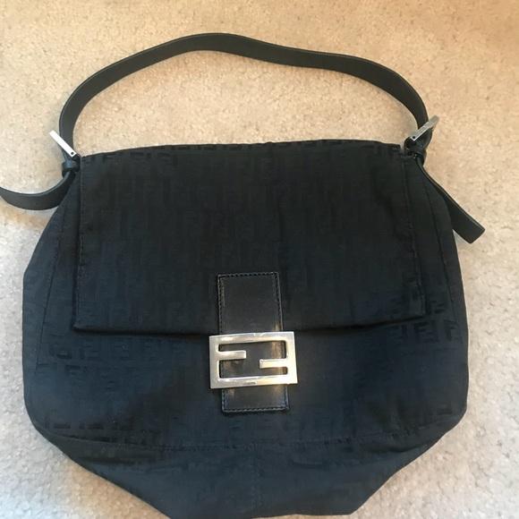 Fendi Handbags - Fendi Mama Zucca b148f02ec5e20